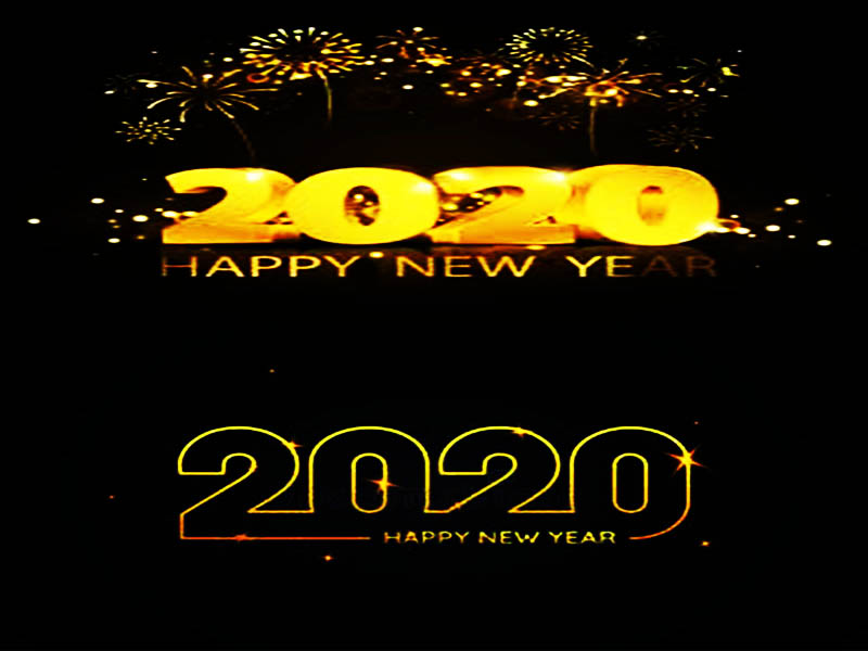 Happy New year 2020 Image, Picture, wallpaper, photos:
