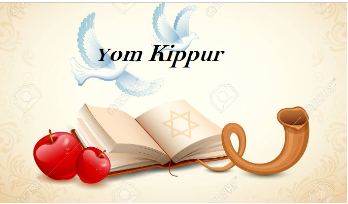 Yom Kippur-2019- history-food-greetings