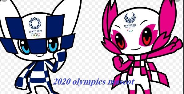 2020 Olympics mascot