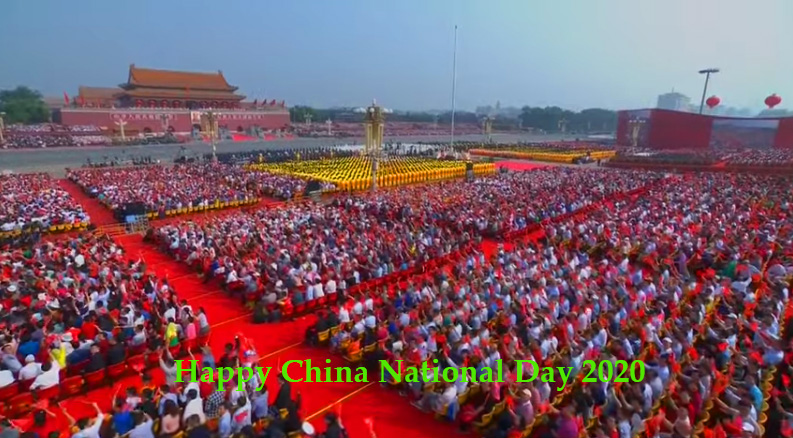 China National Day – Happy China National Day 2020