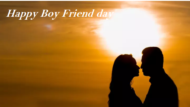 Happy Boy Friend day