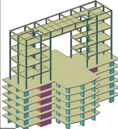 Structure Design-Drawing -Roof tiles texture-ASTM-RCC works-Type of beam