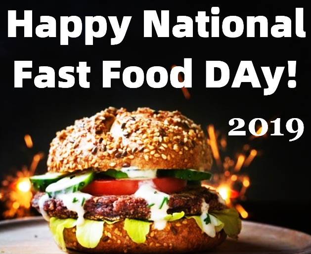 National Fast Food Day 2020 Images, Photos, Wallpapers, Picture:
