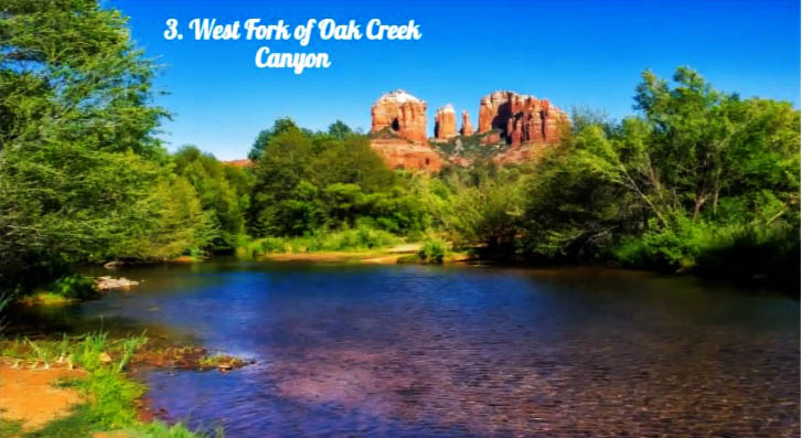 west fork of oak creek can you