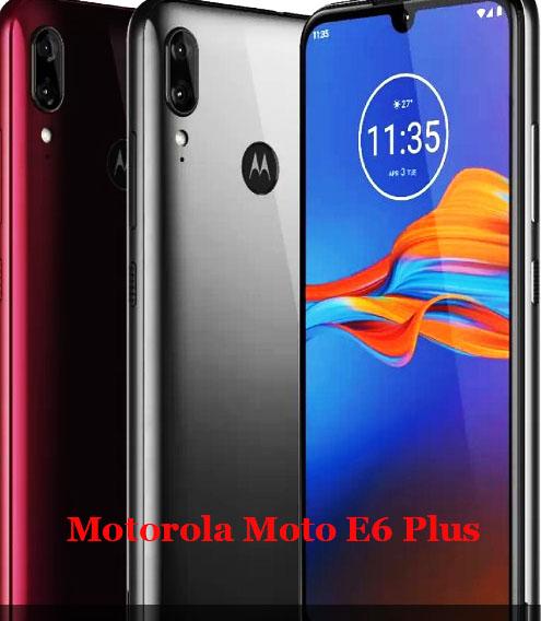 Motorola Moto E6 Plus Price in Bangladesh, Full Specification!