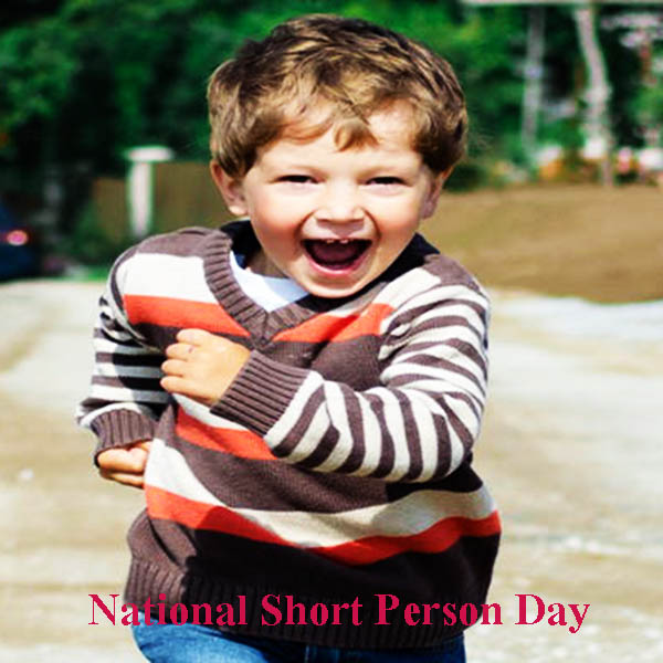National Short Person Day 2019