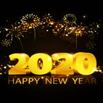 Happy New year 2020 Image, Picture, wallpaper, photos