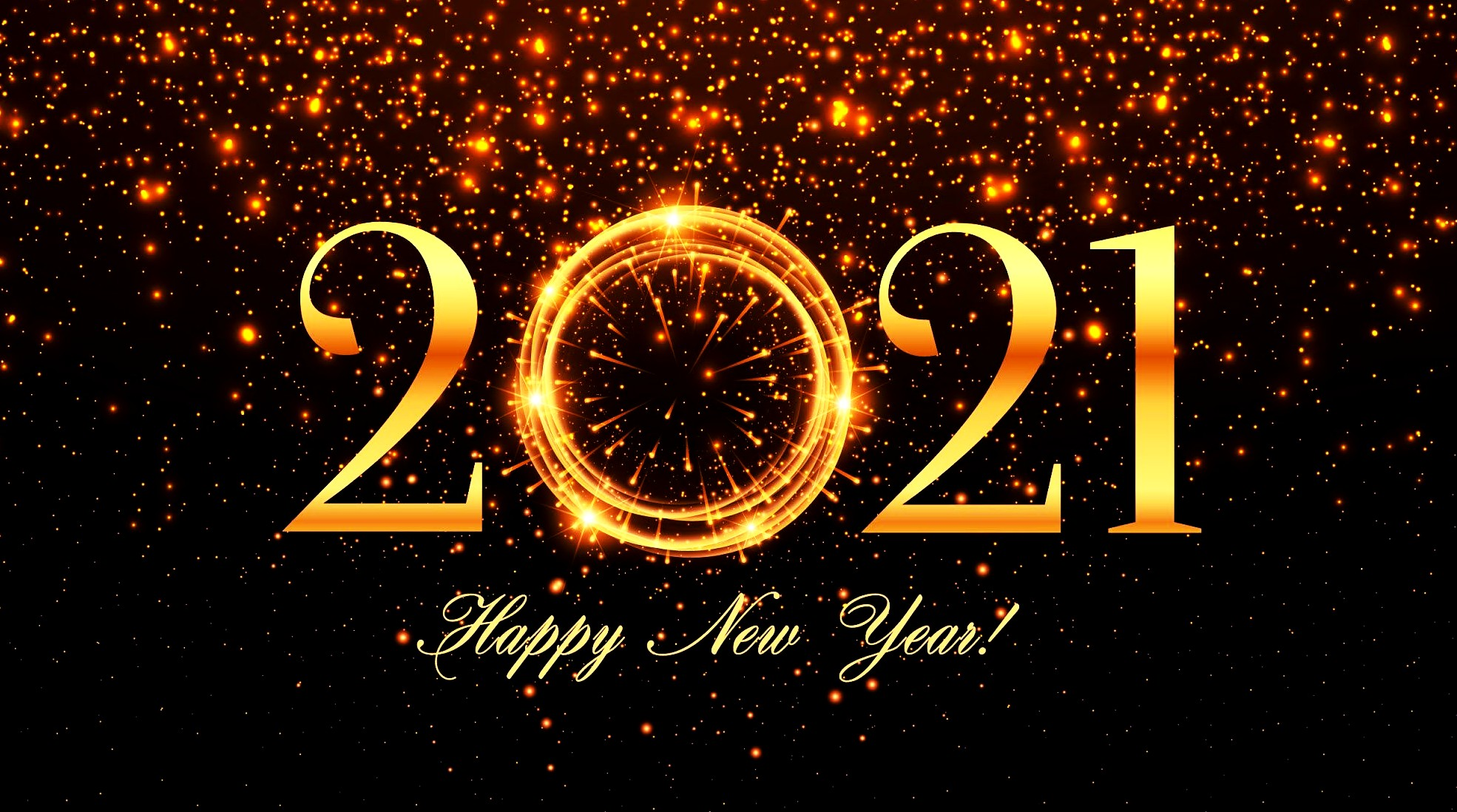 Happy New year 2021 Pic
