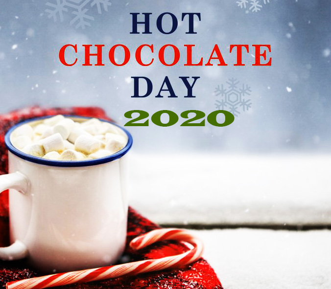 National Hot Chocolate Day – 31st January National Hot Chocolate Day 2020!