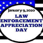 National Law Enforcement Appreciation Day 2020 Quotes, Wishes, Status, Messages