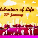 Celebration of Life Day 2020 (22nd January).