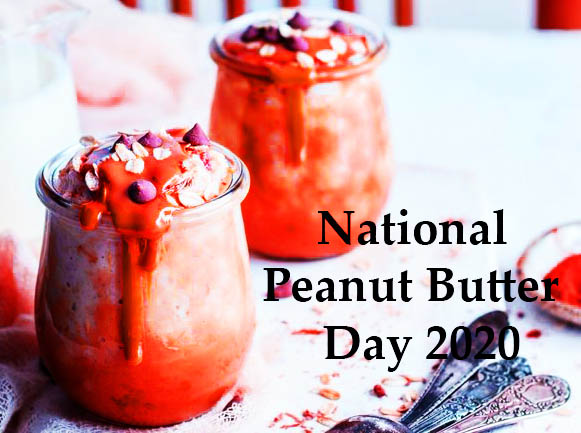 National Peanut Butter Day 2020