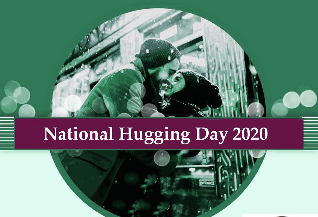National Hugging day 2020