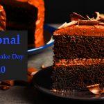 Chocolate cake Day – National Chocolate cake Day 2020( 27th Januray)