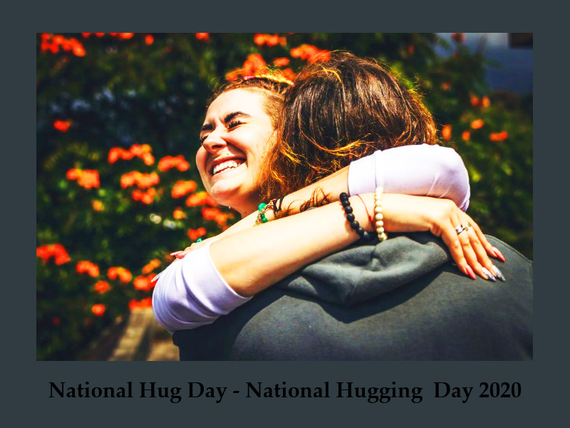 National Hug Day  21St January National Hugging Day 2020 -5728