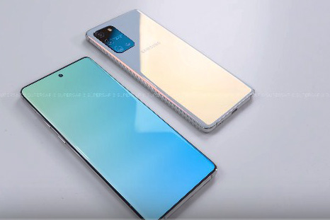 Samsung's Galaxy S20: 8 GB RAM, Camera 108MP, 4900mAh