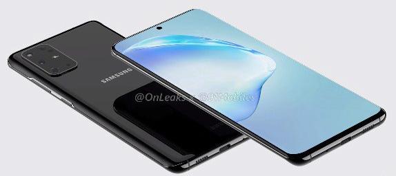 Samsung's Galaxy S20: 8 GB RAM, Camera 108MP, 4900mAh battery