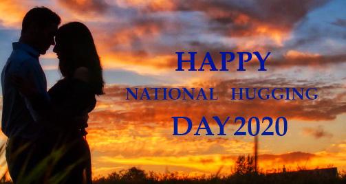 Hug Day - 21st Januray Happy National Hugging Day 2020
