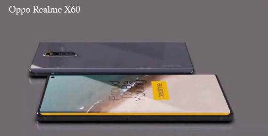 Oppo Realme X60