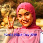 World hijab day– 1st Frebury  World Hijab Day 2020!
