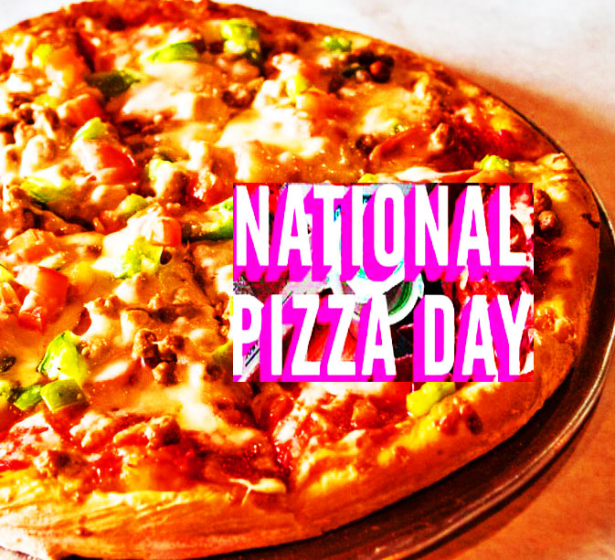 National Pizza Day 2021