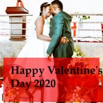 Valentine's Day – Happy Happy Valentine's Day 2020 (February 14).