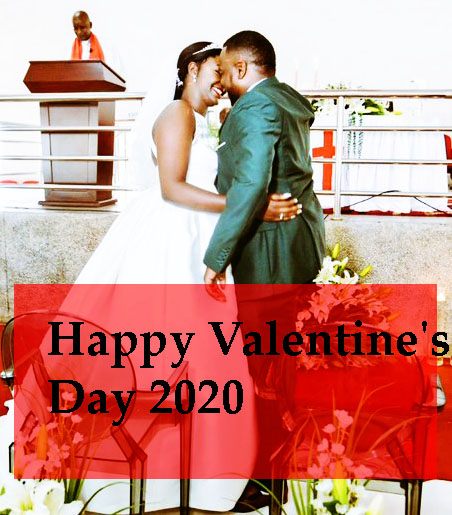 Valentine's Day - Happy Happy Valentine's Day 2020 (February 14).