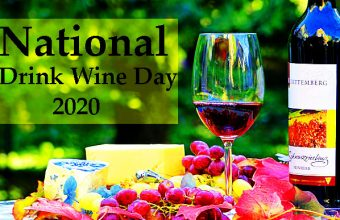 National Drink Wine Day – Happy National Drink Wine Day 2020.