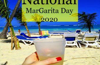 National Margarita Day – Happy National Margarita Day 2020