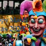Mardi Gras  – 25th February Happy Mardi Gras 2021