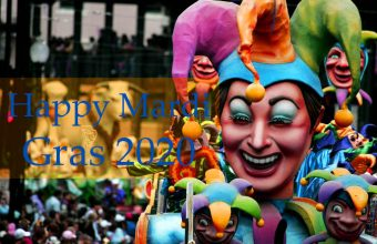 Mardi Gras  – 25th February Happy Mardi Gras 2020