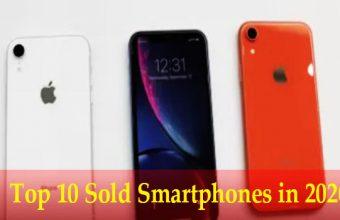 Top 10 Sold Smartphones in 2020