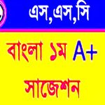 SSC Bangla 1st Paper Suggestion and Question 2020