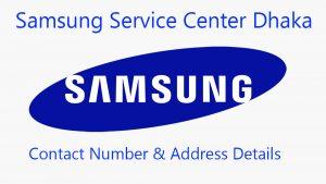 Samsung customer service center in Dhaka