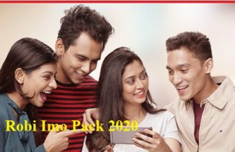 Robi Imo Pack 2020: 1 GB at 53 TK