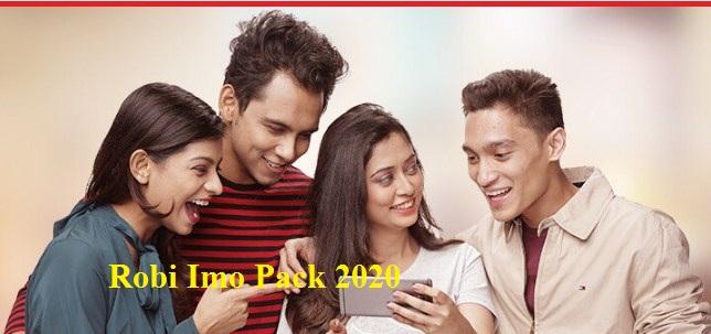 Robi Imo Pack 2020