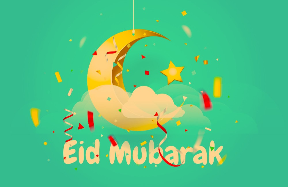 Happy Eid Mubarak Picture & Images  2020