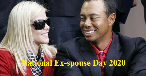 National Ex-Spouse Day - 14thApril Happy National Ex-Spouse Day 2020