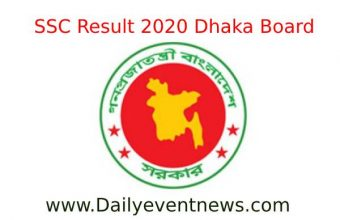 SSC Result 2020 Dhaka Board With Marksheet