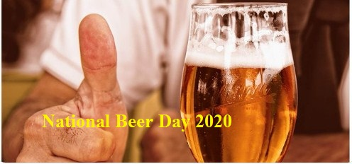 National Beer Day 7th April National Beer Day 2021 Daily Event News