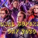 Superhero Day – National Superhero Day 2020 (28th April)