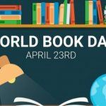 World Book Day – 23rd April Happy World Book Day 2020