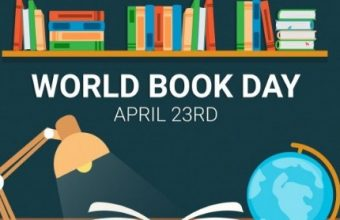 World Book Day – 23rd April Happy World Book Day 2021
