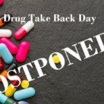 National Drug TakeBack Day 2020 (25th April)