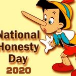 Honesty Day –30th April National Honesty Day 2020
