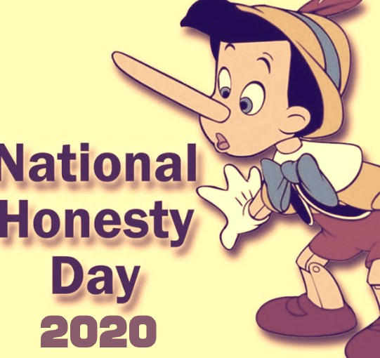 Honesty Day 2020