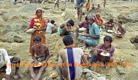 Top 10 Poorest District In Bangladesh (BD) 2020