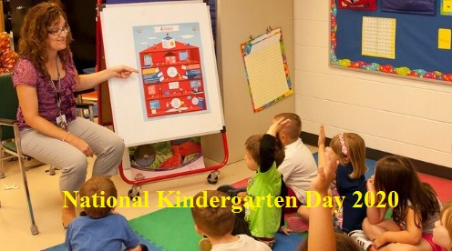 National Kindergarten Day 2020