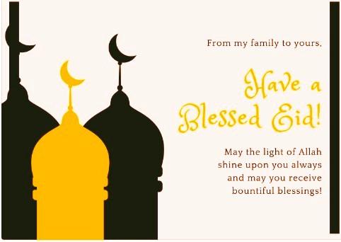 Eid Mubarak 2020 Wishes