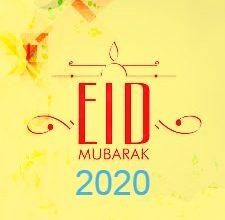 Eid Mubarak Image 2020 & HD Wallpaper Free Download
